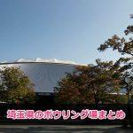埼玉県で遊べるボウリング場一覧